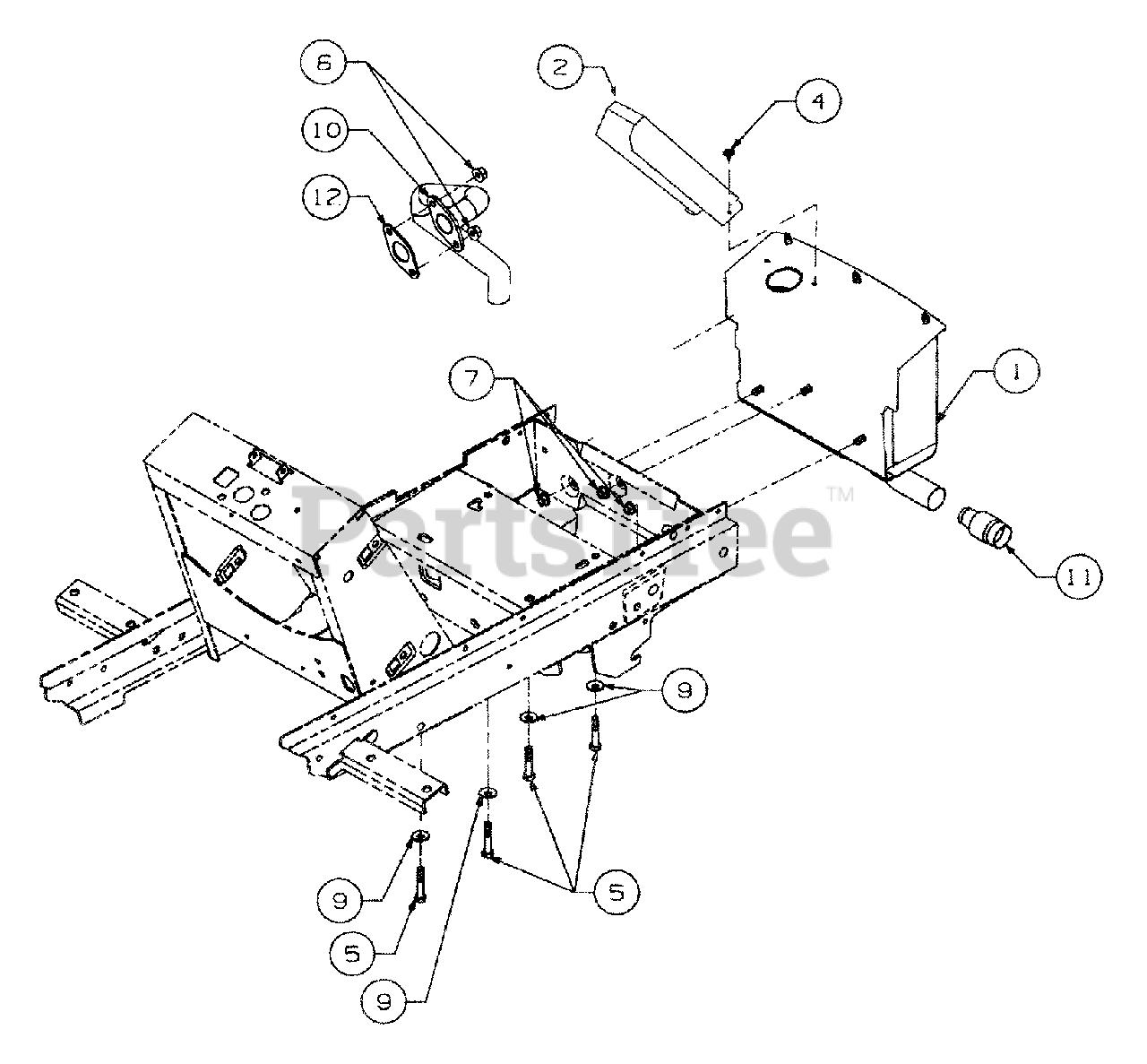 31 Cub Cadet Wiring Diagram
