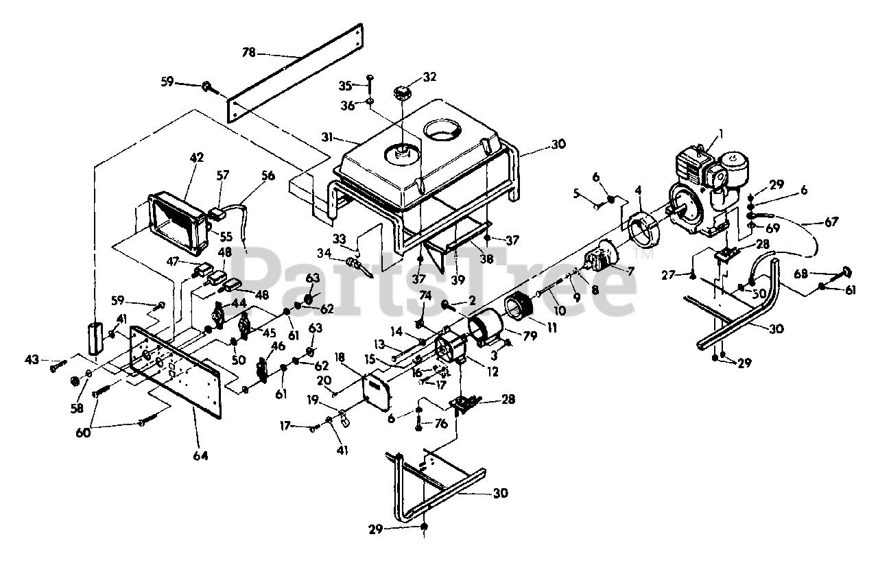 Generac 3w742 0
