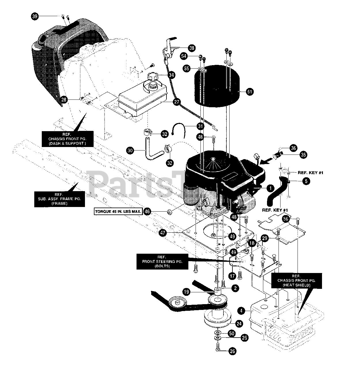 Murray X8a