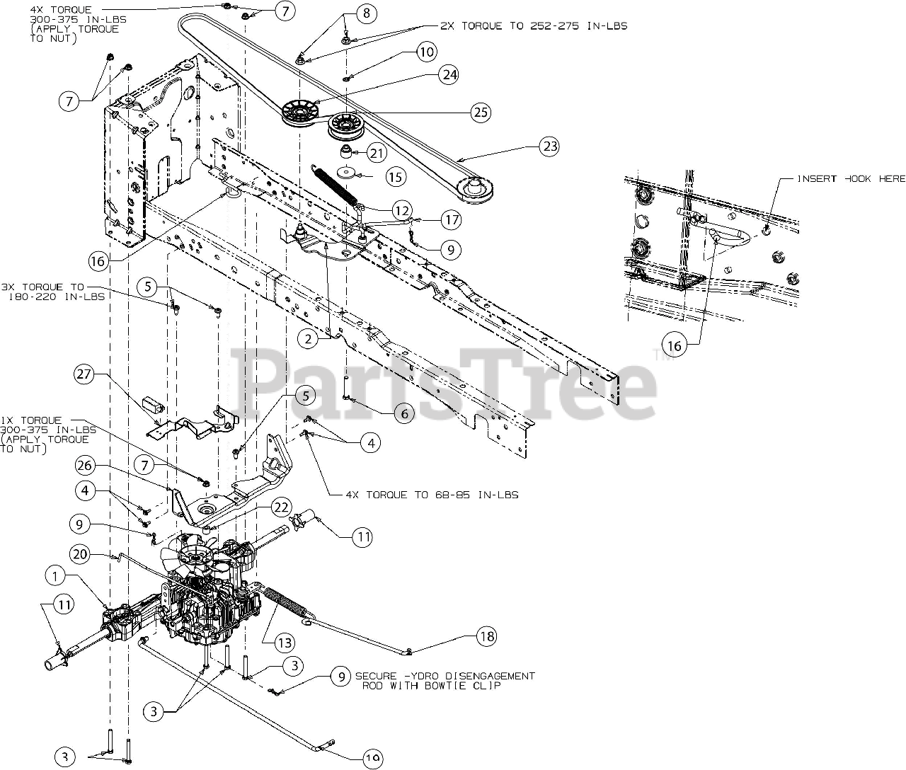 [DIAGRAM] Farmall Cub Transmission Parts Diagram FULL