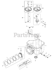 Cub Cadet parts and diagrams for Cub Cadet LTX 1042