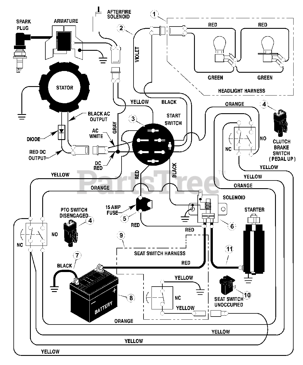 [DIAGRAM] Power King 1614 Tractor Wiring Diagram FULL