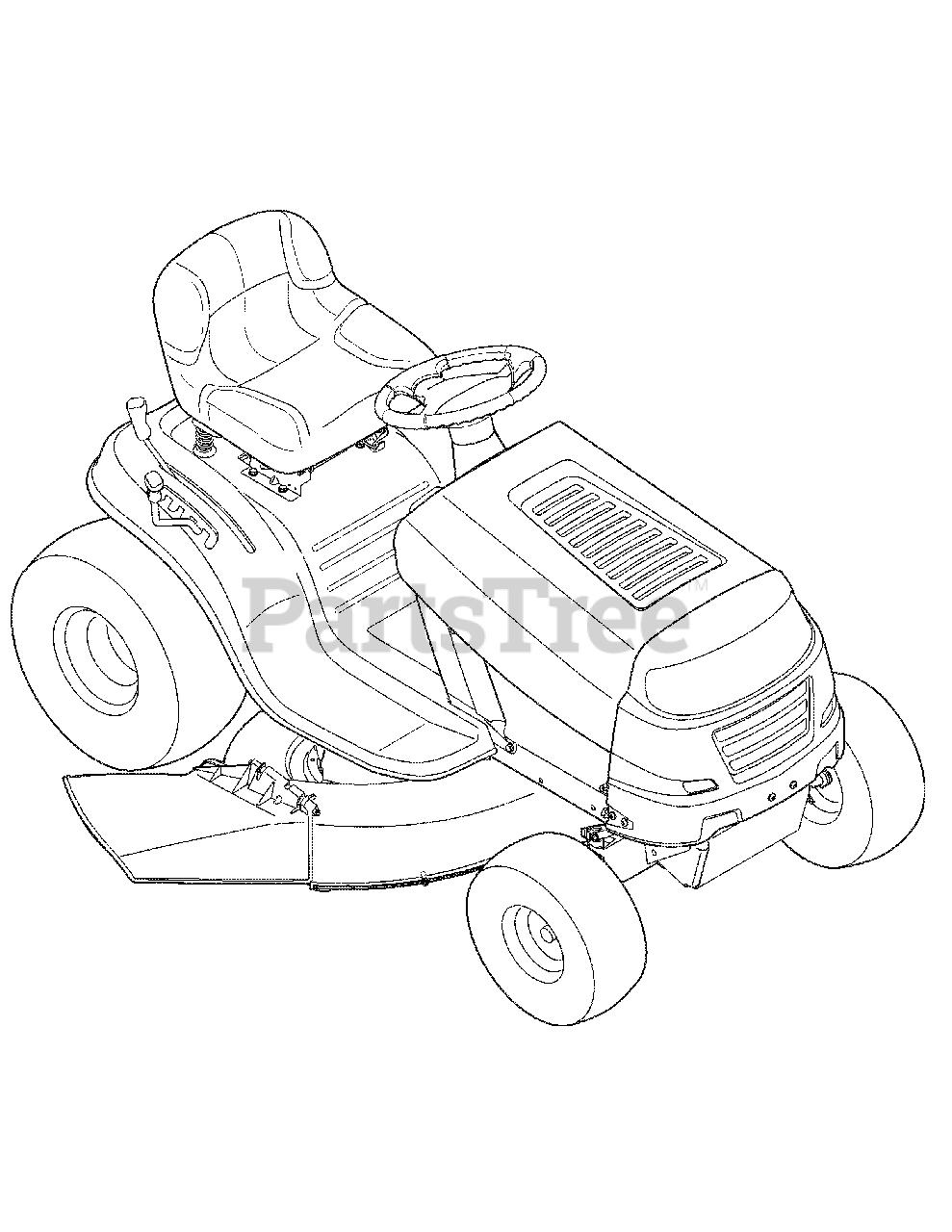 BOLENS SCHEMATICS - Auto Electrical Wiring Diagram