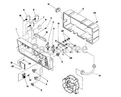 Generac parts and diagrams for Generac 3500XL (9441-5