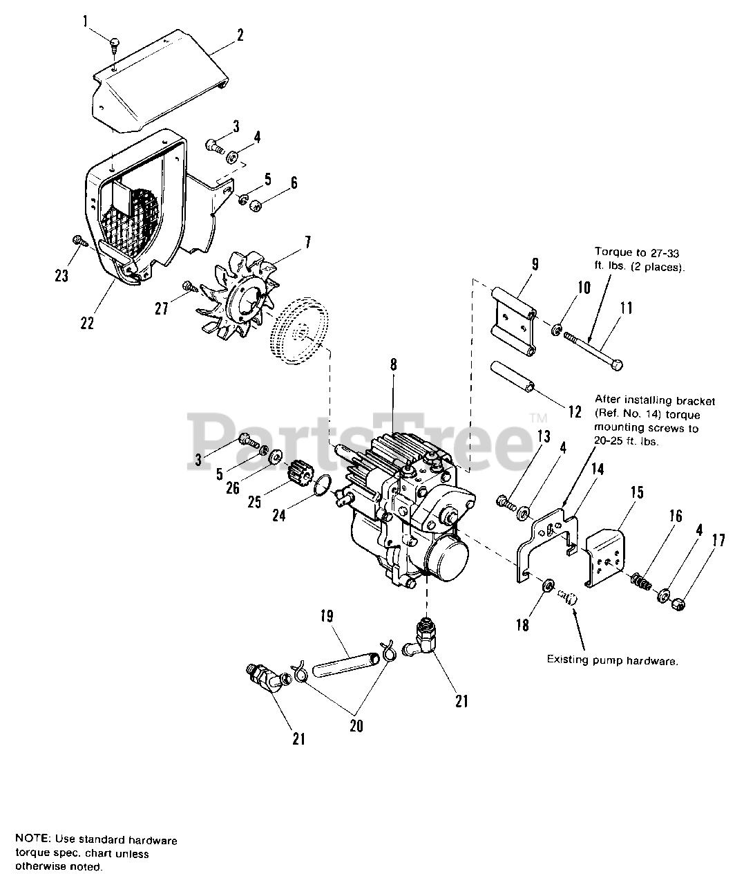 Allis Chalmers 917 H
