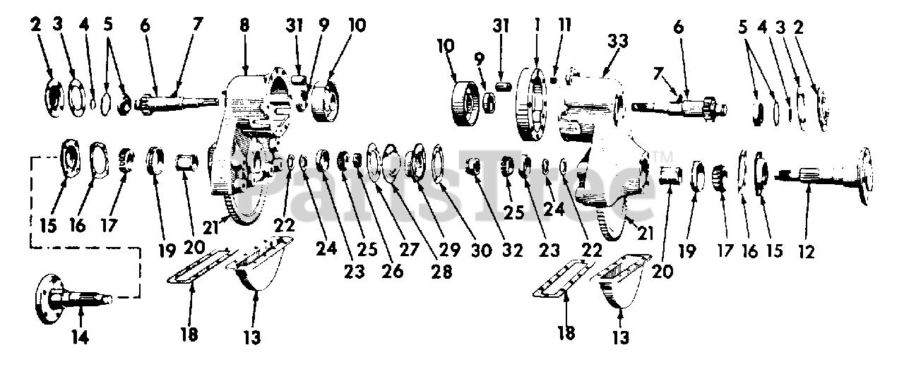 [DIAGRAM] Farmall Cub Final Drive Diagram FULL Version HD