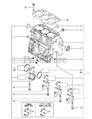 Cub Cadet parts and diagrams for Cub Cadet S7232-D