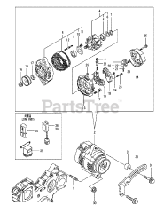 Cub Cadet parts and diagrams for Cub Cadet S7232-D
