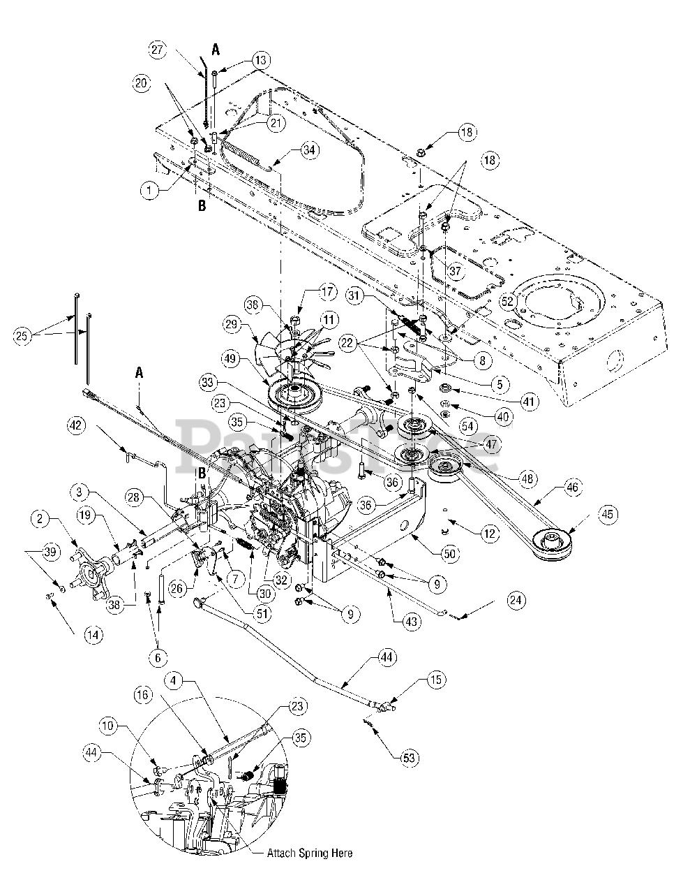 [DIAGRAM] Cub Cadet 122 Transmission Diagram FULL Version