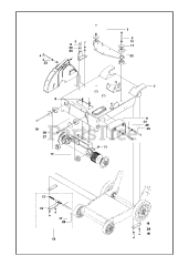 Husqvarna parts and diagrams for Husqvarna FS 413