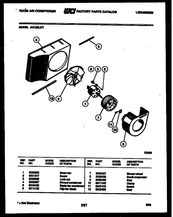 White-Westinghouse KC935KDD3 (V5) Electric Range Parts and