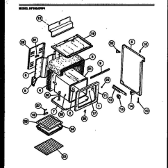 Westinghouse Oven Element Wiring Diagram Furnace Transformer White-westinghouse Kf320jdh4 (v2) Electric Range Parts And Accessories At Partswarehouse