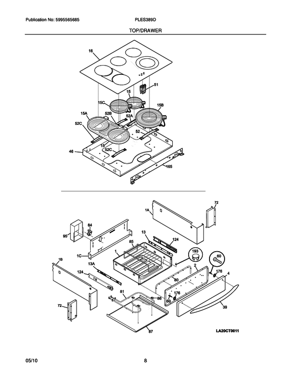 frigidaire washer instructions