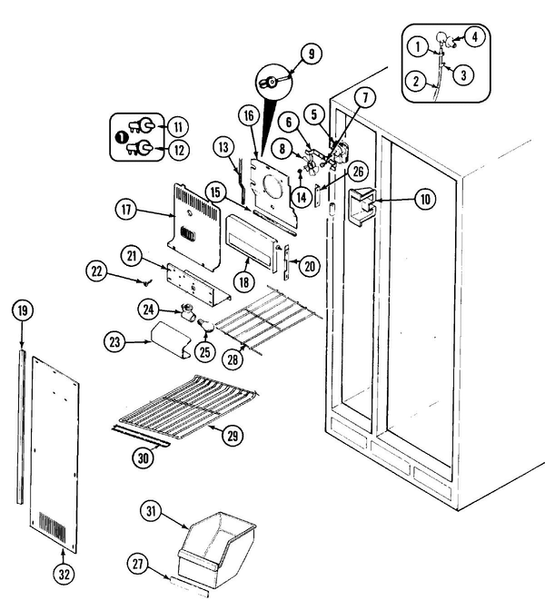 Kenworth W900 Fuse Panel Diagram