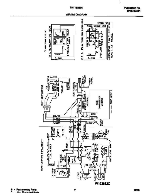 Tappan Compressor Start Relay Diagram : 37 Wiring Diagram