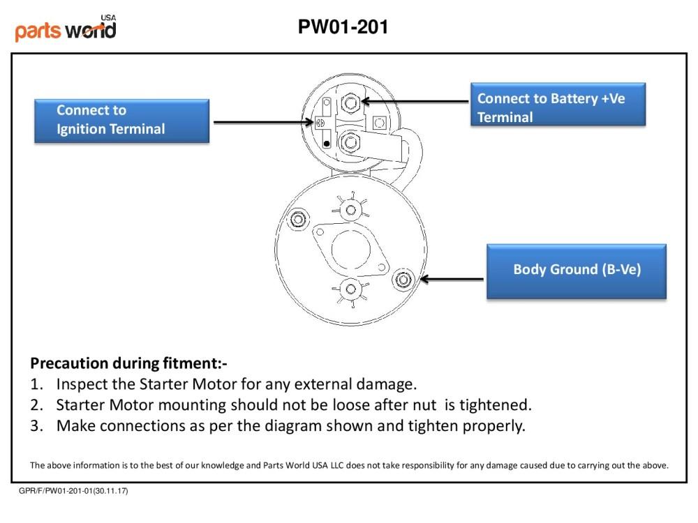 medium resolution of electrical diagram of starter motor for john deere tractor