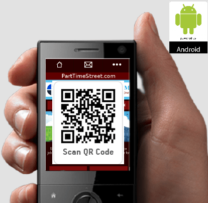 Mobile App-QR-Android