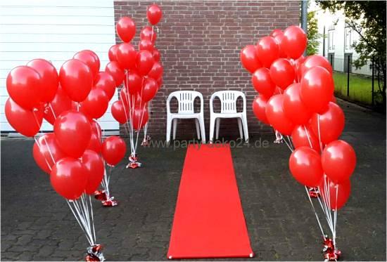 Heiratsantrag Verlobung  Hochzeitsdeko