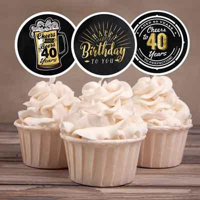 100 creative 40th birthday