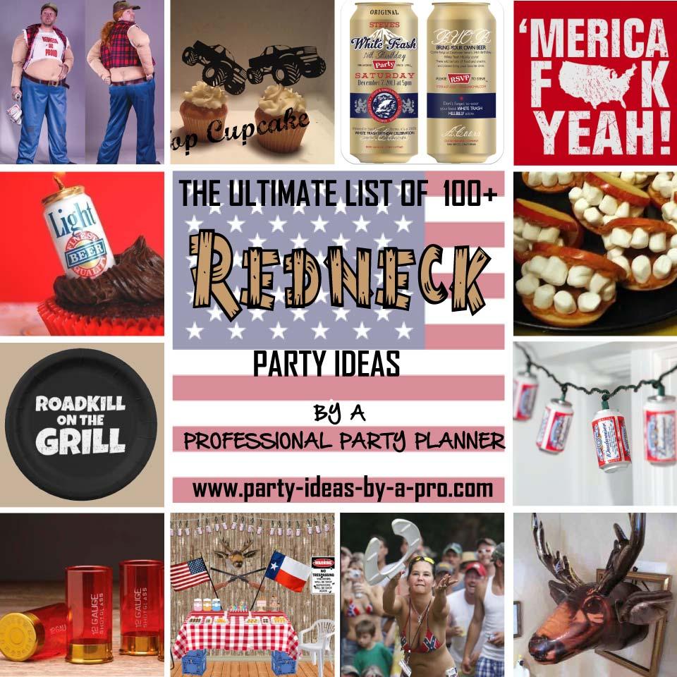 ultimate list 100 redneck