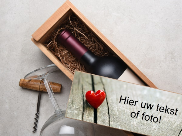 Party-Pack - Wijnkist bedrukken