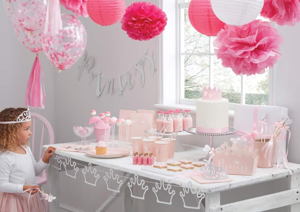 Prinzessinnen Geburtstagsparty Tipps  PartyDeko Blog von