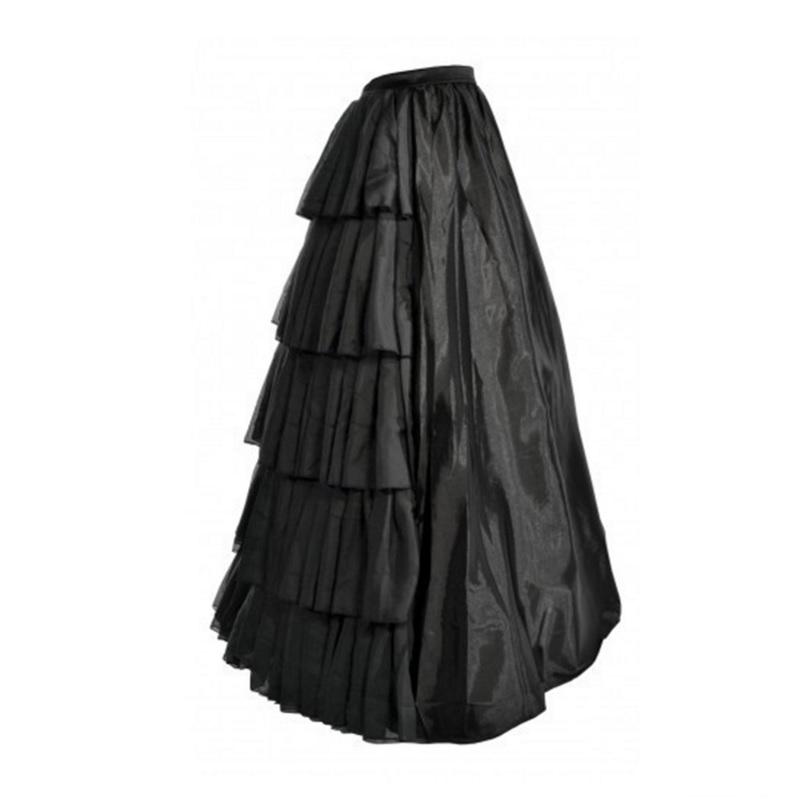 Black Floor Length Long Skirts For Women  PartyShoppingcom
