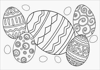 Easter Bunny Coloring Placemats: Party at Lewis Elegant