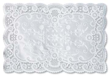paper lace placemats french