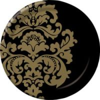 Finley Damask - Party at Lewis Elegant Party Supplies ...