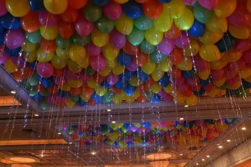 Helium Party Balloon