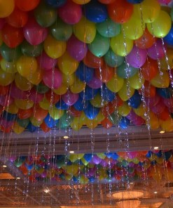 Helium Party Balloon