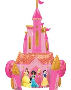 DISNEY PRINCESS CASTLE AIRWALKER