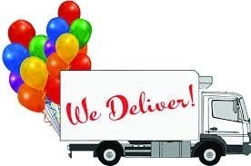 PARTY BALLOONSBYQ balloon-delivery-van Balloon Delivery Apex NC