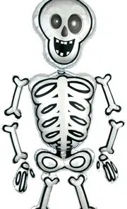 Mr Skeleton Air Walker