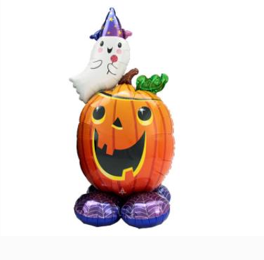 Airloonz Pumpkin & Ghost