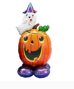Airloonz Pumpkin & Ghost