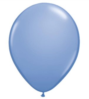 Periwinkle Blue Latex Balloon