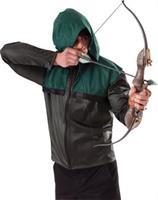 green arrow weapons armors