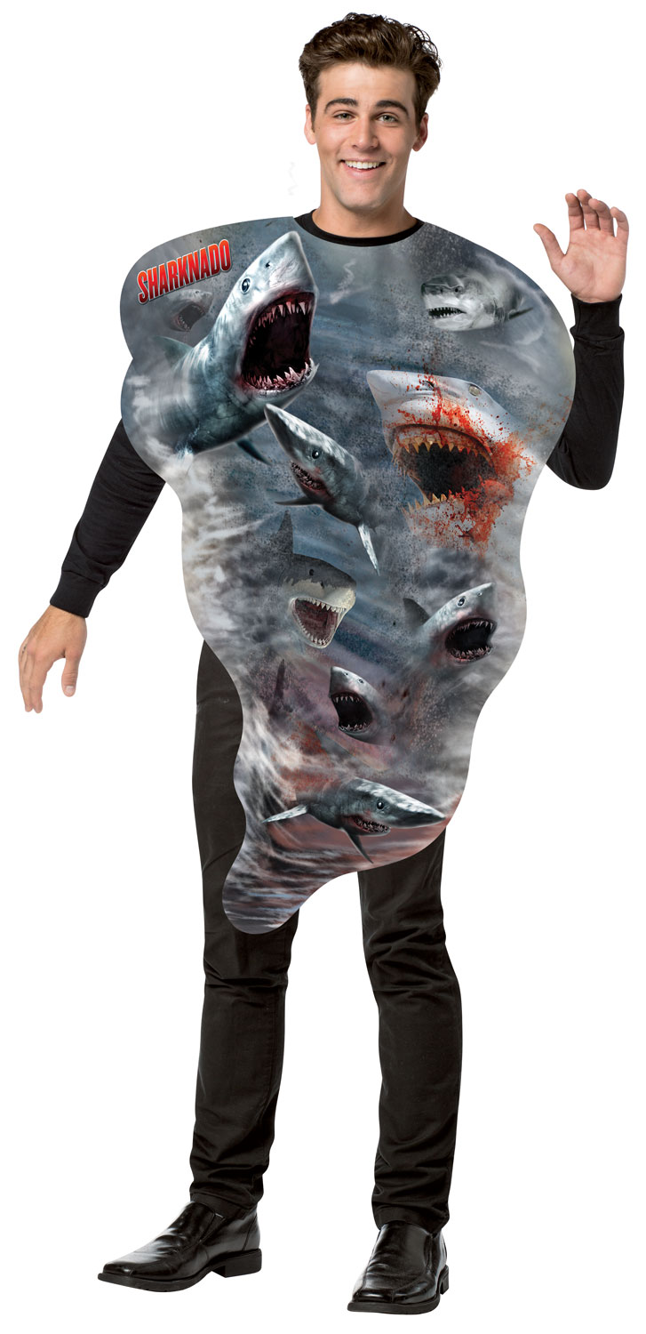 Sharknado Tornado Costume