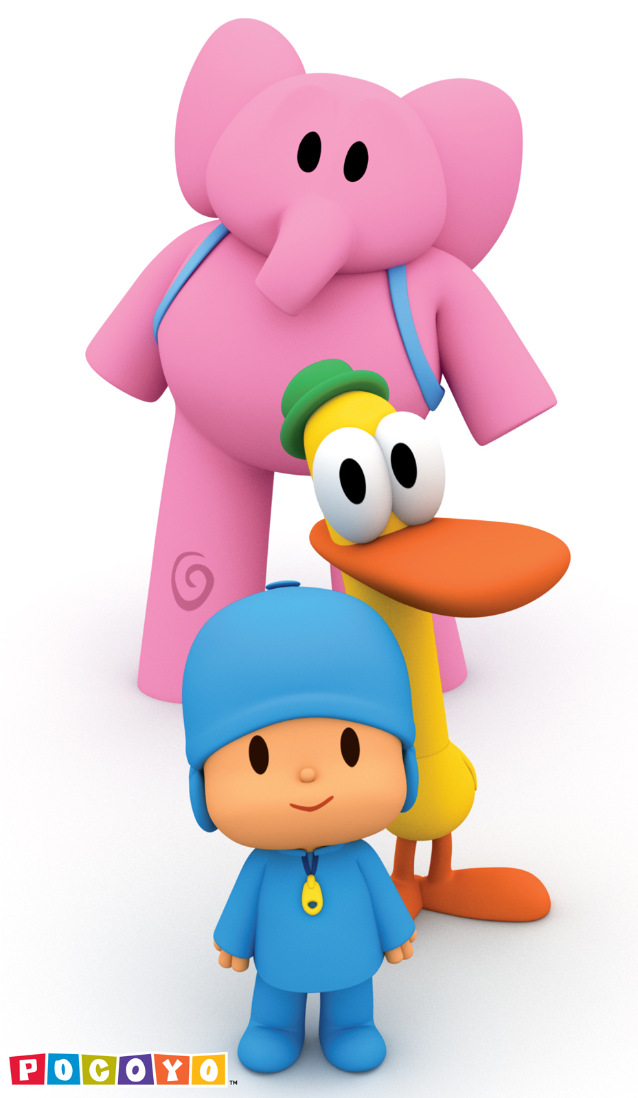 Pocoyo Standup PartyBell Com