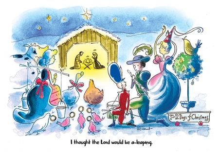 Holiday Cards Humorous Religious Christmas Cards LORDS