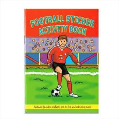 Football Sticker Books A6 - Kids Party