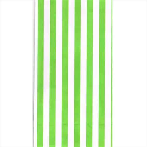 Green-Stripe-Paper-Bag