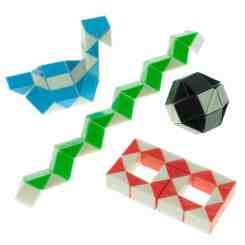 Mini Puzzle Snake - Party Puzzle Toy