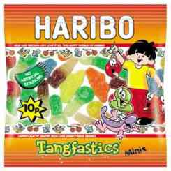 100 Haribo Tangfastics Party Sweets