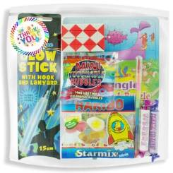 Wedding Activity Pack - Pre Filled Party Bags - Glow Stick