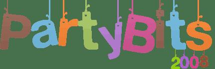PartyBits2008 Logo