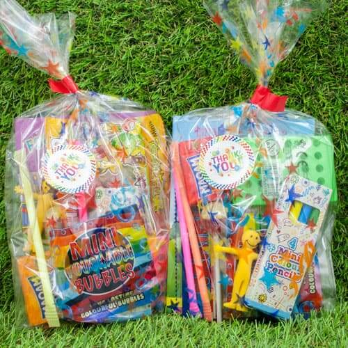 Boys Wedding Pack – Pre Filled Party Bags