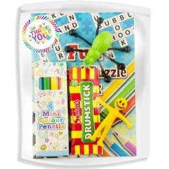 Pre Filled Party Bags – Colouring Activity Pack